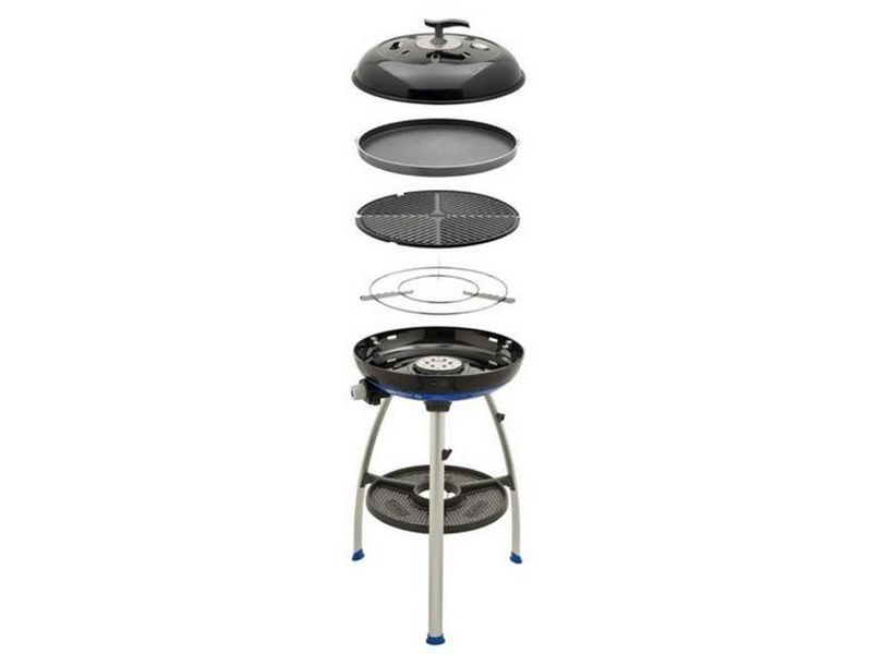 Carri chef 2 bbq chef pan of shop online camping for Cocinar 12v