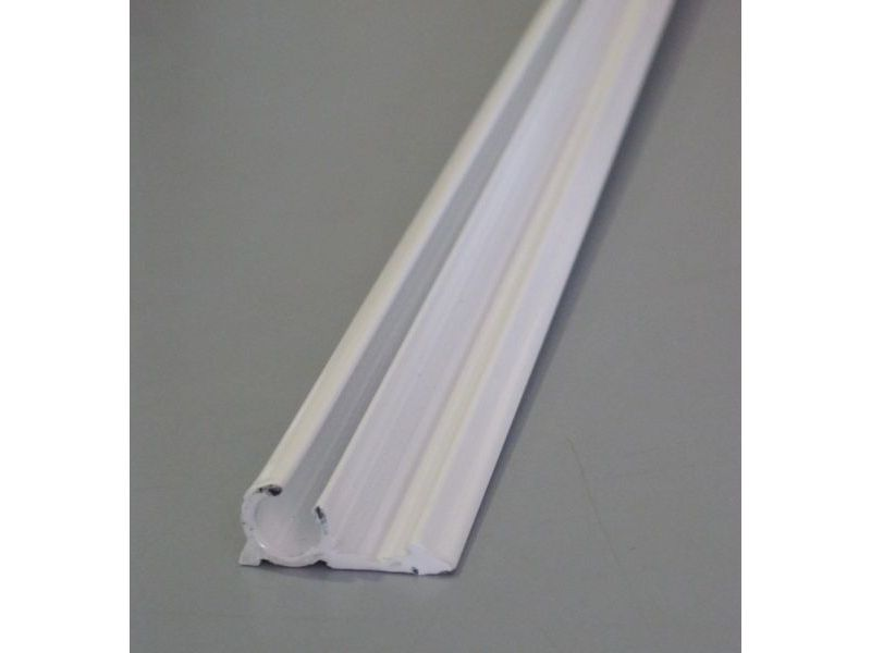 Tot camping canet accesorios camping perfileria for Guia aluminio para toldo