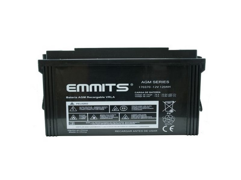 BATERIA AGM 120A 12V - OF